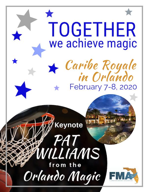 Upcoming Meetings - Florida Messenger Association